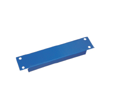 Row spacer for Pallet Rallet rack added stability