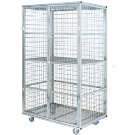 Mobile Visible Security Cage