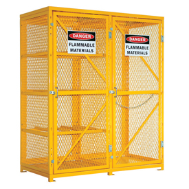 Cylinder Storage Cabinet 8 and 9