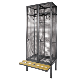 Heavy Duty Wire Locker